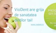 Cabinet stomatologic VioDent2