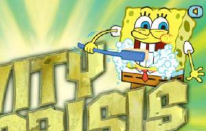 Joc cu SpongeBob la dentist