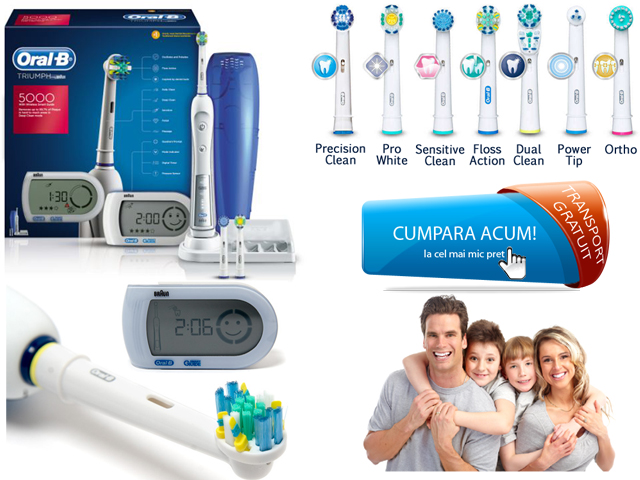 Oral-B Smart Series Triumph D 5000