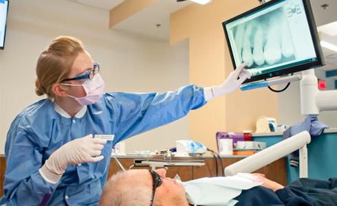 Controlul periodic la dentist