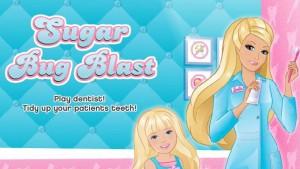 Joc'doctor Barbie salveaza dintisorii'