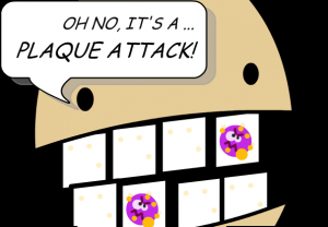 Atacul placii bacteriene
