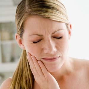 hiperestezia dentinara